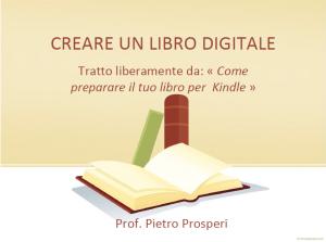 creare un ebook