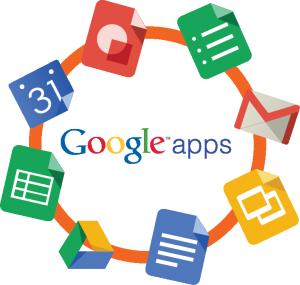 Le principali Apps di Google