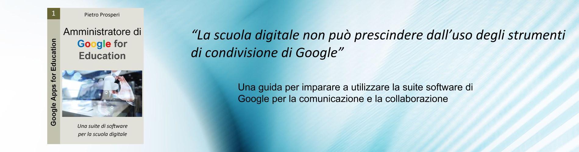 Amministratore di Google Apps for Education