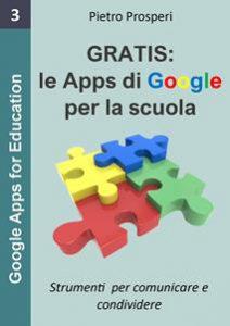 Gratis: le Apps di Google per la scuola