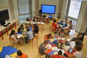 I.C. San Giorgio Mantova nuova aula tecnologica