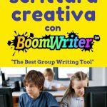 Scrittura creativa con BoomWriter